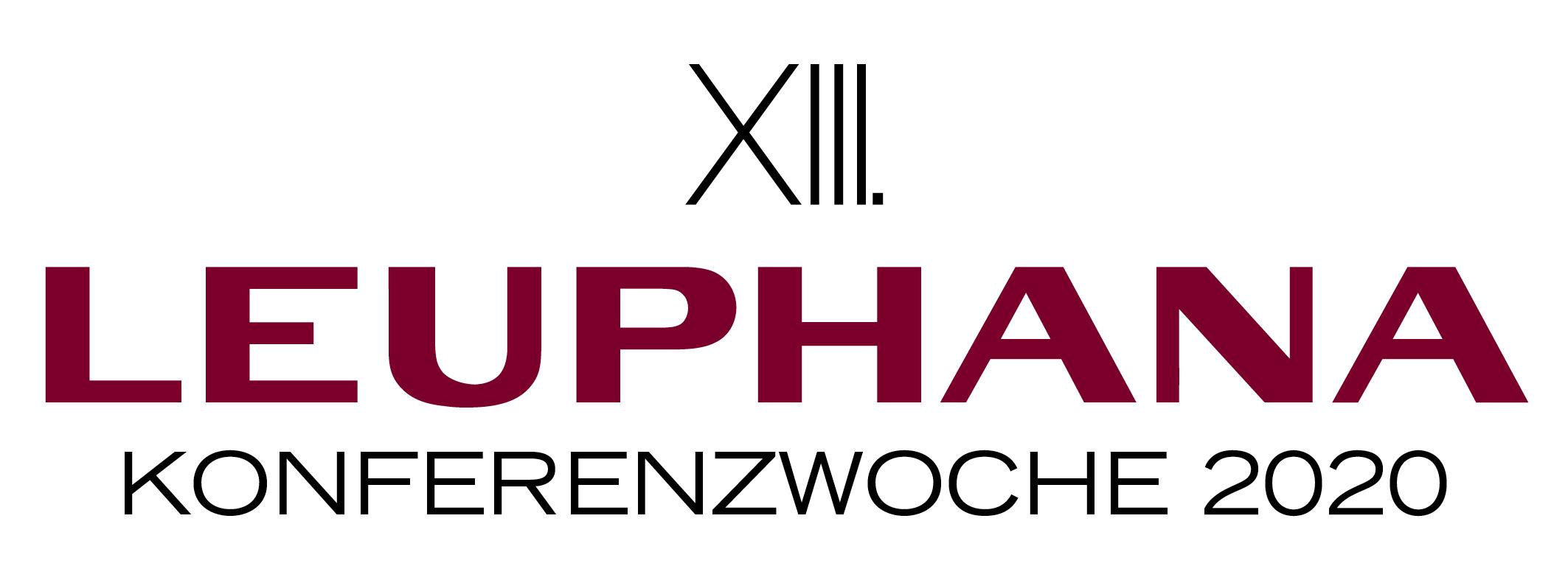 13. Leuphana-Konferenzwoche